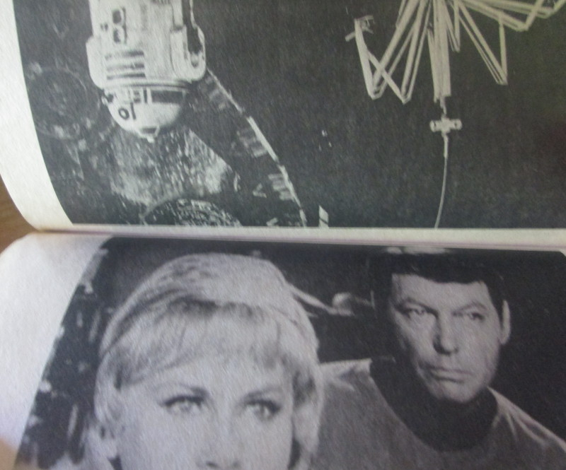Spock and R2D2